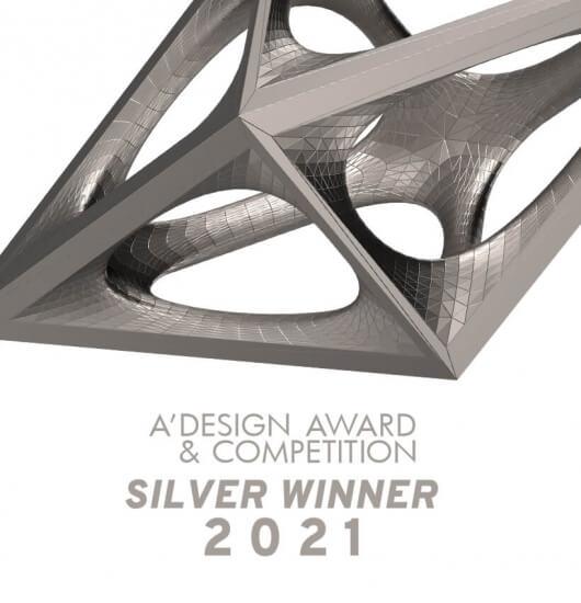 Klaimber palkittiin kansainvälisellä design-palkinnolla